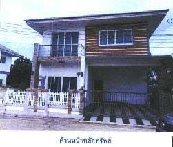 บ้านเดี่ยวหลุดจำนอง ธ.ธนาคารกรุงไทย ร้อยเอ็ด เมืองร้อยเอ็ด ดงลาน
