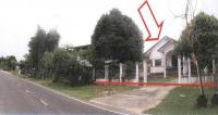 บ้านเดี่ยวหลุดจำนอง ธ.ธนาคารอาคารสงเคราะห์ ร้อยเอ็ด ปทุมรัตต์ บัวแดง