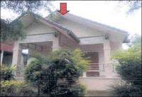 บ้านเดี่ยวหลุดจำนอง ธ.ธนาคารอาคารสงเคราะห์ ร้อยเอ็ด จตุรพักตรพิมาน น้ำใส