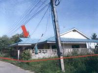 บ้านเดี่ยวหลุดจำนอง ธ.ธนาคารอาคารสงเคราะห์ ร้อยเอ็ด เสลภูมิ ขวาว