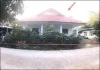 บ้านเดี่ยวหลุดจำนอง ธ.ธนาคารอาคารสงเคราะห์ ร้อยเอ็ด พนมไพร ชานุวรรณ