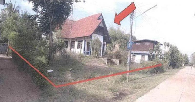 บ้านเดี่ยวหลุดจำนอง ธ.ธนาคารอาคารสงเคราะห์ ร้อยเอ็ด เสลภูมิ ภูเงิน